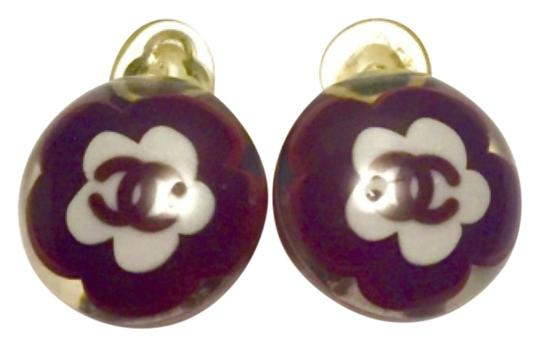 Preload https://img-static.tradesy.com/item/12009223/chanel-white-burgandy-cc-camelia-earrings-0-1-540-540.jpg