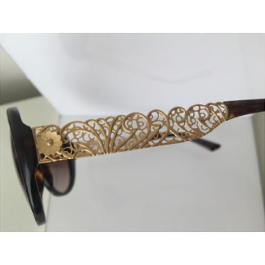 Dolce   Gabbana Filigree Cat s-eye Sunglasses   CINEMAS 93 fc5d1d9189