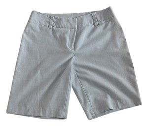 AB Studio Dress Shorts Gray