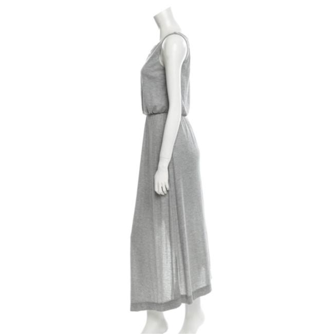 Gray Maxi Dress by Elizabeth and James