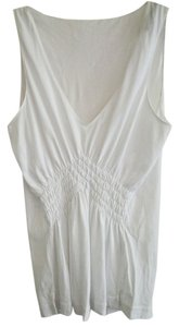 Isda & Co. Top XS White