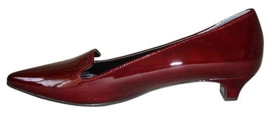 Other Low Heel Low-heel Low Low-heel Burgundy Patent Burgundy wine Pumps