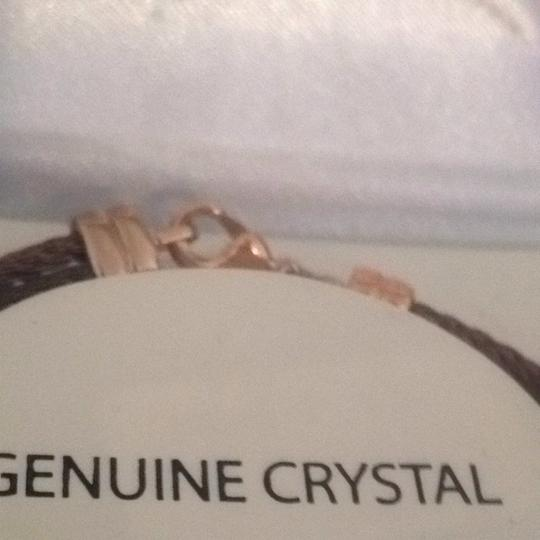 Other Genuine Crystal Stainless Steel Bracelet