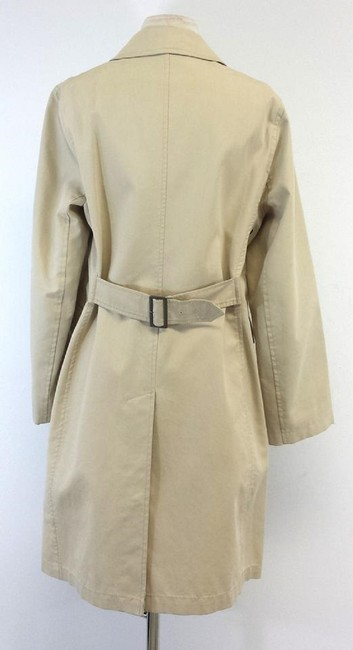 Burberry Classic Straight Cut Trench Coat