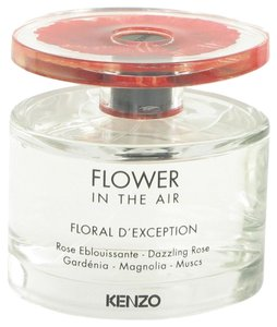 Kenzo KENZO FLOWER IN THE AIR FLORAL D'EXCEPTION ~ EDP Spray (TESTER) 3.4 oz