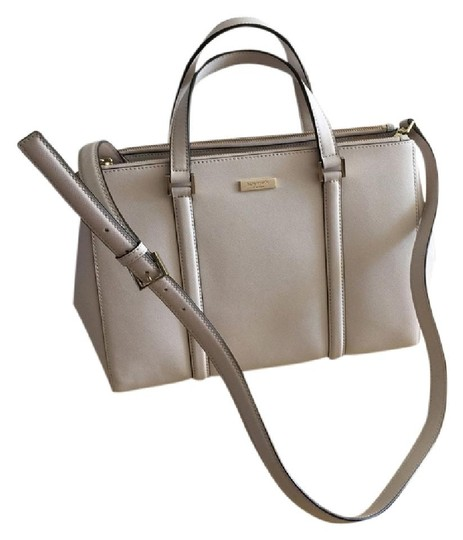 Preload https://img-static.tradesy.com/item/12014011/kate-spade-clerance-sale-large-loden-newbury-gray-saffiano-leather-satchel-0-5-540-540.jpg