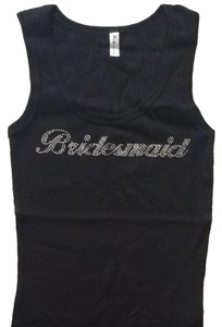 Other Bridesmaid Bride Top Black