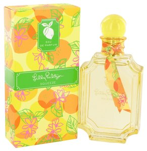 Lilly Pulitzer LILLY PULITZER SQUEEZE by LILLY PULITZER ~ Women's Eau de Parfum Spray 3.4 oz