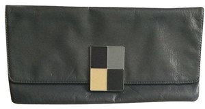 Amici Accessories Grey Clutch