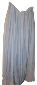 YASB Necessary Objects Long Maxi Skirt Grey