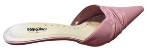 Mossimo Pink Mules