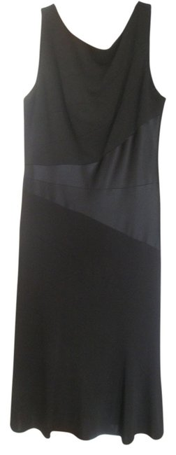 Preload https://item1.tradesy.com/images/kay-unger-black-little-must-have-knee-length-cocktail-dress-size-10-m-120175-0-0.jpg?width=400&height=650