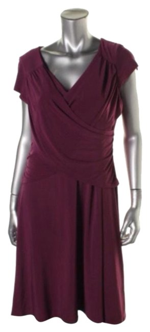 Preload https://img-static.tradesy.com/item/12017632/ny-collection-purple-wear-to-knee-length-workoffice-dress-size-8-m-0-1-650-650.jpg