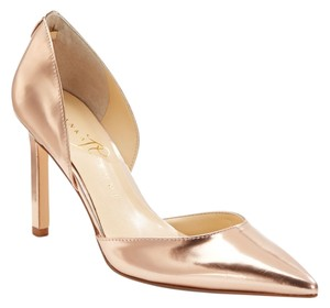 Ivanka Trump Nude bronze Pumps