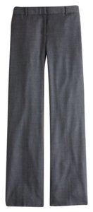 J.Crew Trouser Pants Heather flannel gray