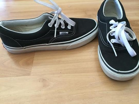 Vans Sneakers Black Athletic