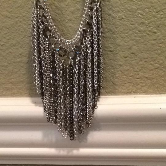 Other Black And Silver Chain