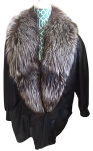 Liz Phillips Collection Fur Coat