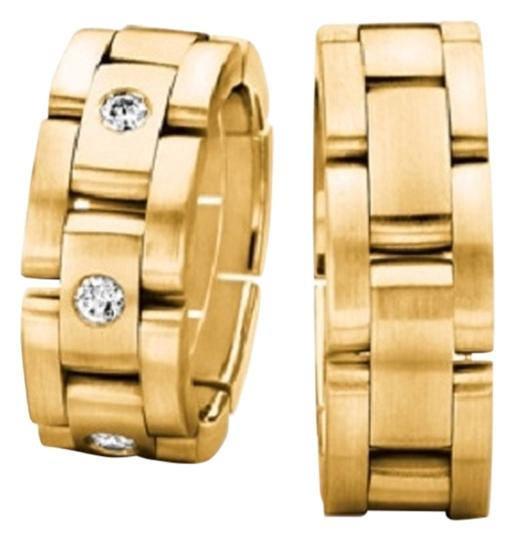 Preload https://img-static.tradesy.com/item/12019369/luxurious-wedding-band-yellow-gold-and-diamonds-size-58-switzerland-ring-0-1-540-540.jpg