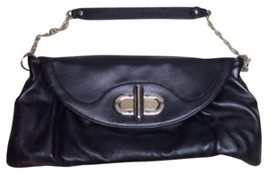 Daisy Fuentes Black Clutch