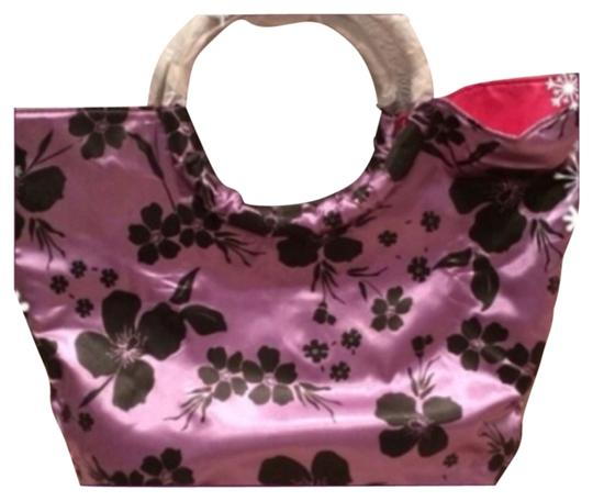 Other Tote in Purple Black