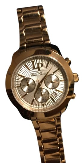 Preload https://item2.tradesy.com/images/lucien-piccard-gold-women-s-belle-etoile-stainless-steel-gold-tone-watch-12019726-0-4.jpg?width=440&height=440