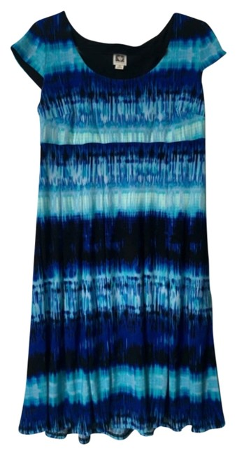 Preload https://item3.tradesy.com/images/anne-klein-blue-multi-watercolor-a-line-knee-length-workoffice-dress-size-10-m-12020467-0-1.jpg?width=400&height=650