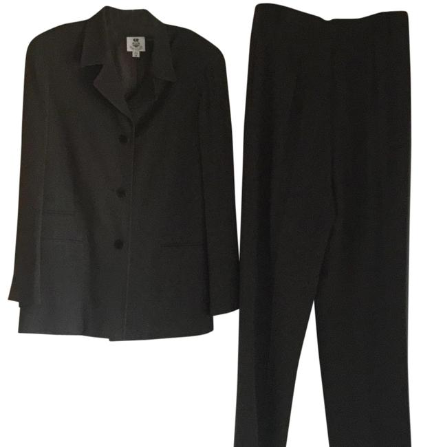Preload https://item4.tradesy.com/images/brown-pant-suit-size-10-m-12020668-0-1.jpg?width=400&height=650