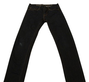 Ann Taylor LOFT Relaxed Fit Jeans-Dark Rinse