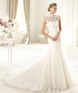 Pronovias Urdiel Wedding Dress
