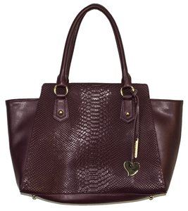 Cuore & Pelle & Leather Shoulder Bag
