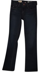 SOLD Design Lab Boot Cut Jeans-Dark Rinse