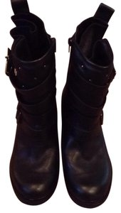 Gianni Bini Black with silver accents Boots