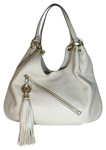 Michael Kors Large Lether Pebbled Hobo Bag