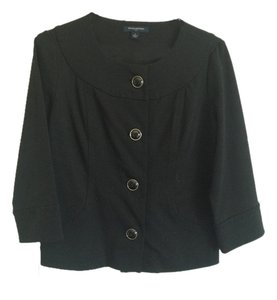 Banana Republic Short Cropped 3/4 Sleeves Bolero dark grey Jacket
