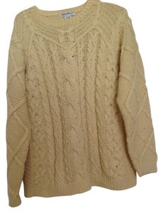 Eddie Bauer Chunky Cotton Cable Sweater
