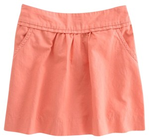 J.Crew Casual Summer Mini Skirt Blush