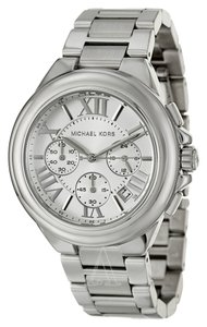 Michael Kors Stainless Steel Classil Silver tone Ladies Casual Watch