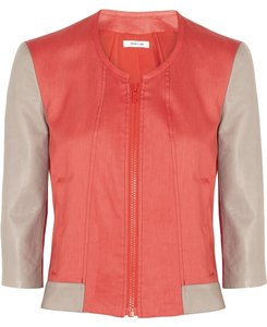 Helmut Lang Red Jacket