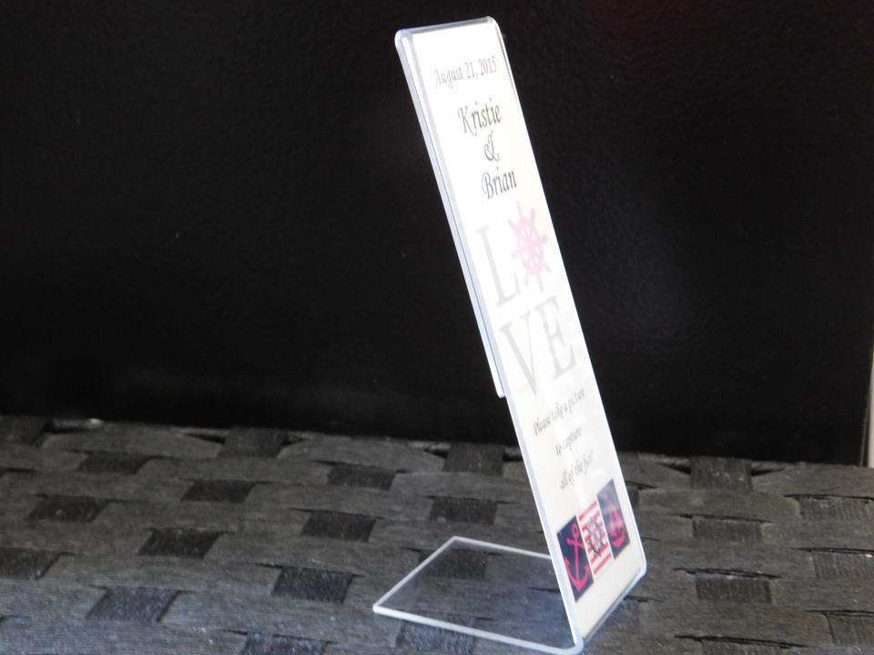 Clear Picture Frames For Photo Booth Wedding Favors Tradesy