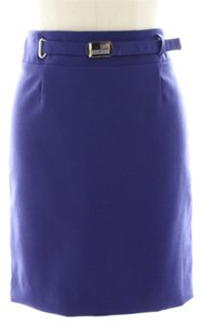 Love Moschino Skirt Dk purple