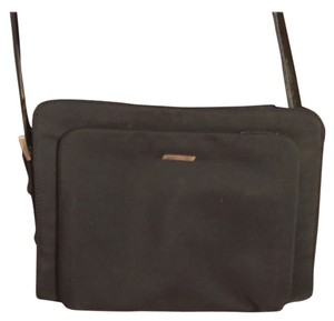 Francesco Biasia Black Messenger Bag