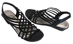 Impo New Size 6.00 M Excellent Condition Black, Wedges