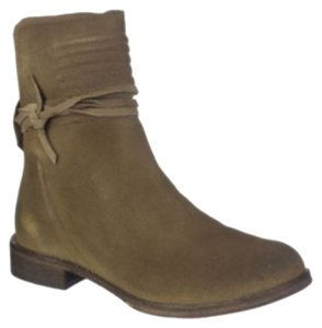 Free People Beige Boots