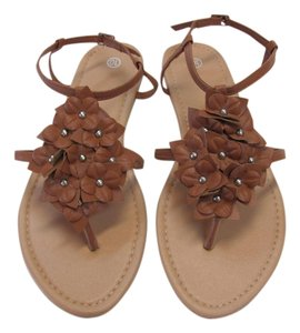 Other New Size 10.00 M Excellent Condition Brown, Sandals