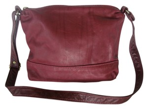 MacClay Leather Design Shoulder Bag
