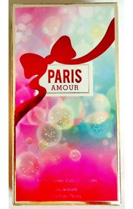 Bath and Body Works BNIB PARIS AMOUR EDT by BATH & BODY WORKS 2.5oz/75ml