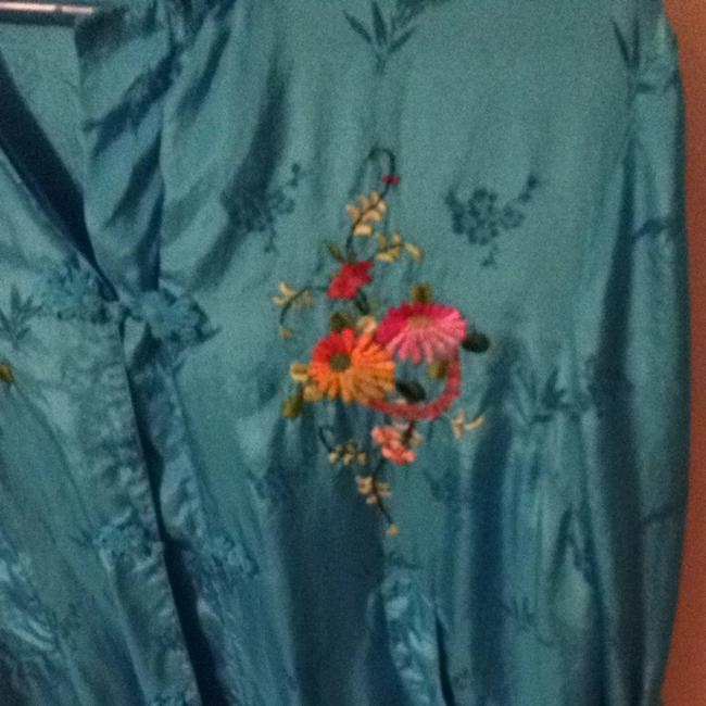 golden bee Chinese Robe Cape