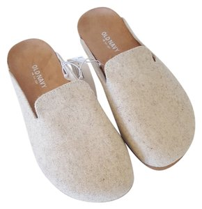 Old Navy Oatmeal Mules
