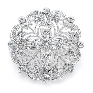 Silver Brooch/Pin